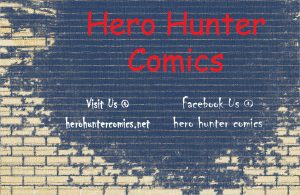 Hero Hunter Comics
