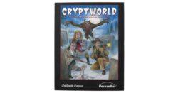 Cryptworld game cover