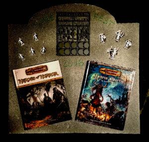 D&D undead prep kit