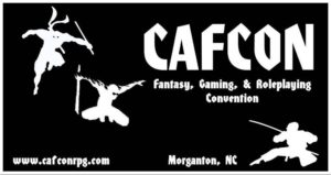 CafCon gaming conference