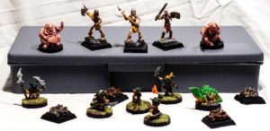 RPG starter mini collection