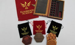 Elderwood Academy Dice Boxes