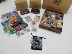Skullsplitter Dice Demi-God Bundle