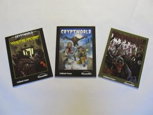 Cryptworld Sourcebooks