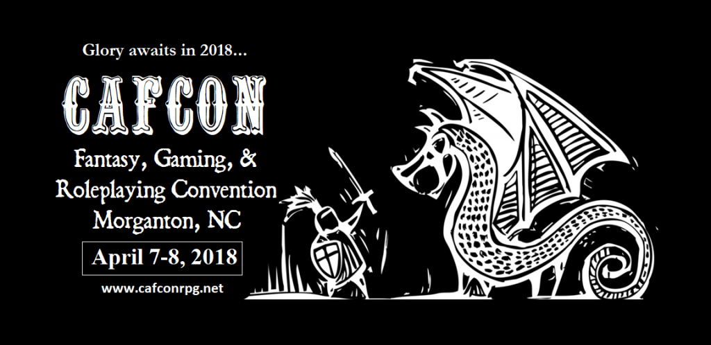 Cafcon Banner 2018