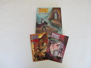 Goodman Games DCC Donation
