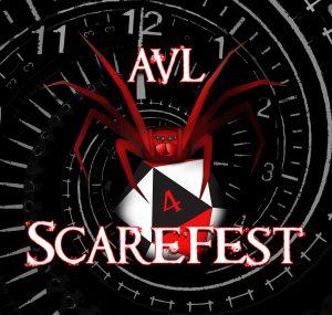 AVL Scarefest 4 Logo