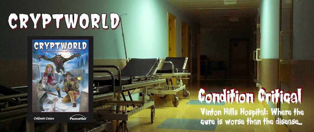 Cryptworld: Condition Critical