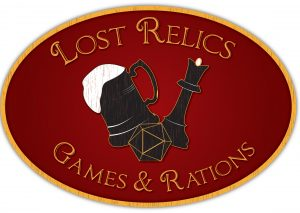 Lost Relics Games & Rations