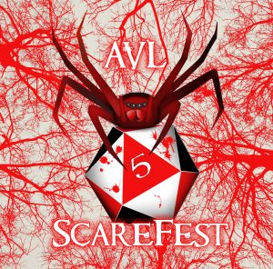 Scarefest 5 logo